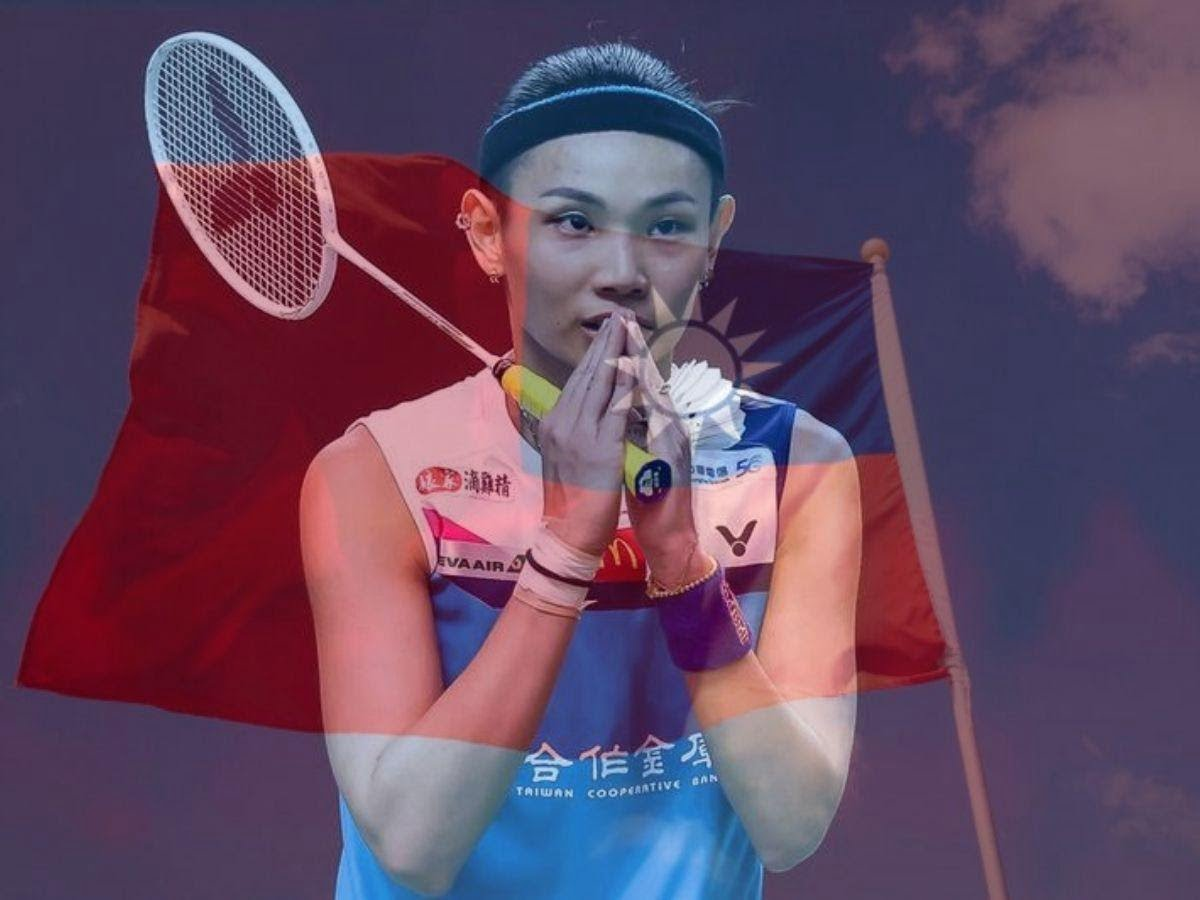羽球天后【戴資穎】台灣之光奧運奪冠穩了?