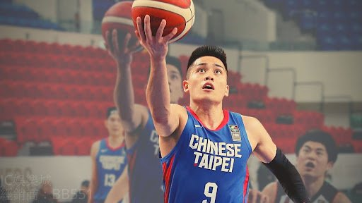 中華隊男籃成員